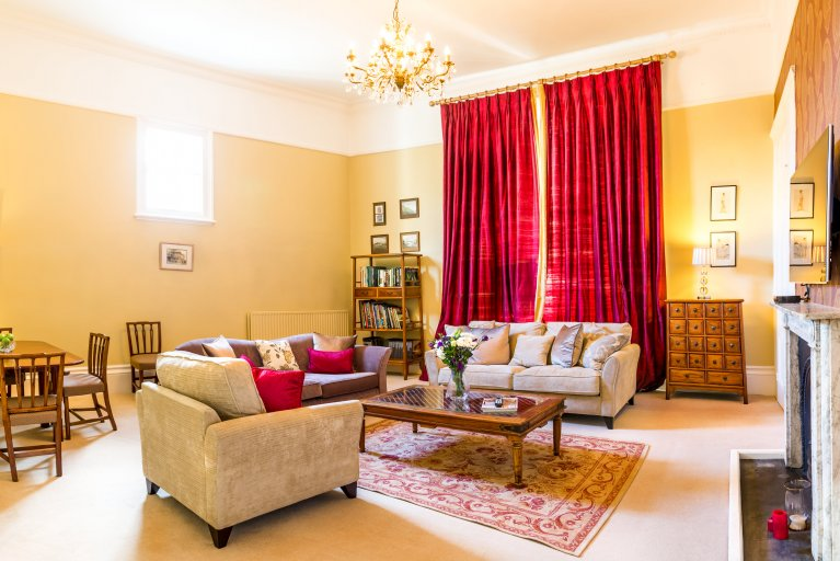front room Montpellier house Luxury serviced apartments