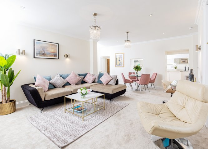 16 Lansdown Place   Flat 9 Serviced Apartment