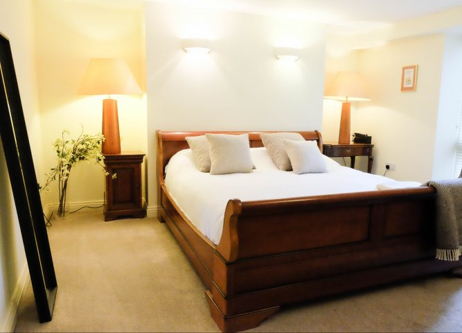 Sussex Lodge serviced apartment